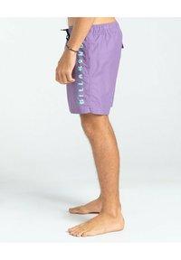 Billabong - ALL DAY - Swimming shorts - lilac - 2