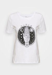 ONLY Tall - ONLSYMBOL - T-Shirt print - white - 0