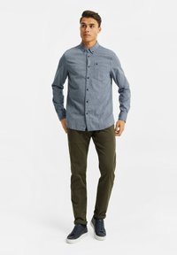 WE Fashion - Shirt - dark blue - 1