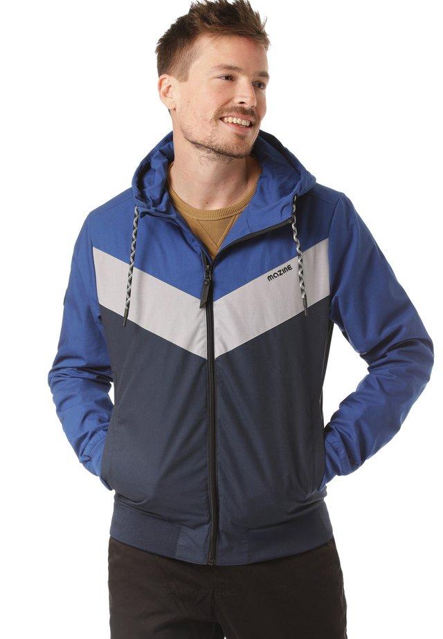 DUNS LIGHT - Outdoor jacket - blue