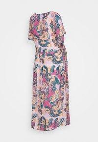 MAMALICIOUS - MLIBENA DRESS - Day dress - violet - 1