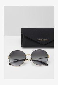 Dolce&Gabbana - Solbriller - gold-coloured/black - 1