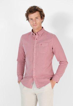 Camisa - burgundy