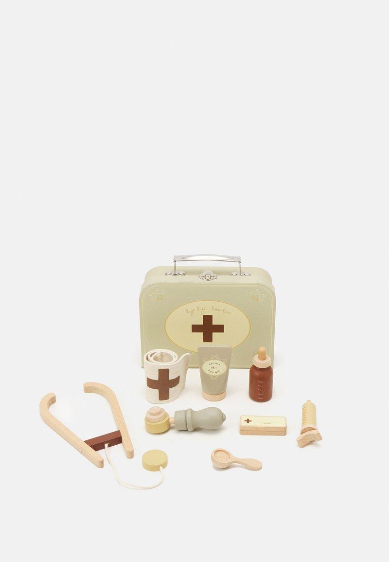 Konges Sløjd - DOCTOR SET UNISEX - Wooden toy - multi