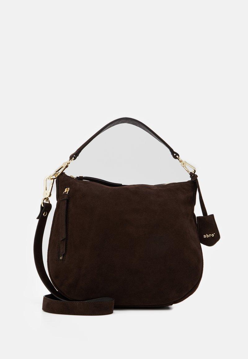 Abro - JUNA SMALL - Handbag - dark brown