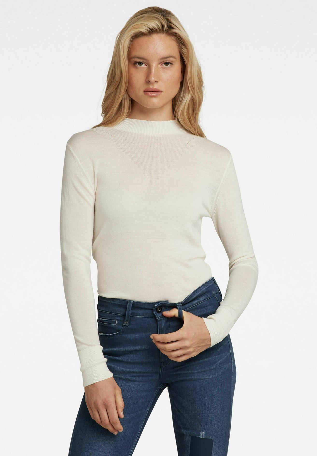 Femme MOCK KNIT - Pullover