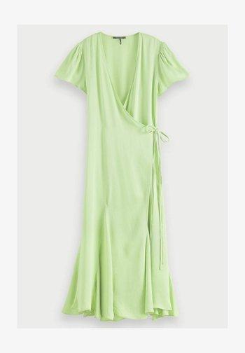 Day dress - seaweed