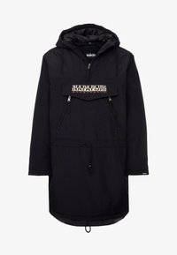 Napapijri The Tribe - RAINFOREST LONG - Parkaer - black - 3