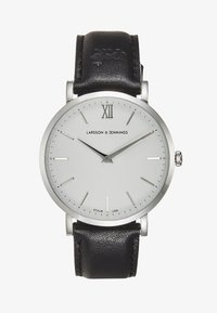 Larsson & Jennings - Orologio - black/silver-coloured/white - 0