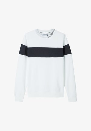 Sweatshirt - bright white