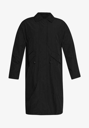 INGVAR COAT - Krótki płaszcz - black