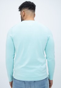 Tommy Hilfiger - TIPPED DOUBLE FACE - Jumper - oxygen - 2
