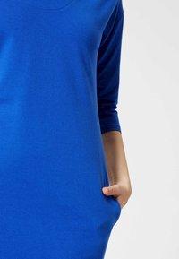 Talence - Vestito di maglina - bleu barbeau - 3