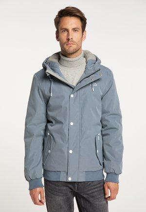 Veste d'hiver - graublau