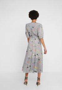 Three Floor - DADA DRESS - Vestido informal - off white/black - 2