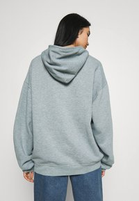 BDG Urban Outfitters - ZIP THROUGH HOODIE - Hettejakke - blue - 2