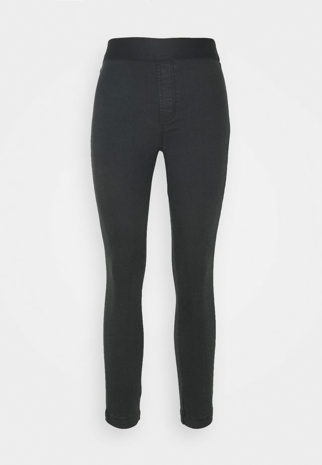 DELLAH HIGH RISE - Jeggings - blade