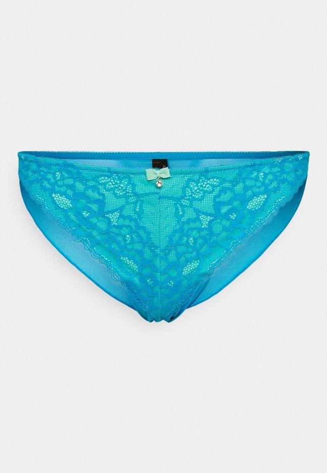 SEXY BRAZILIAN - Slip - blue/mint
