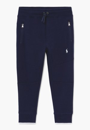 BOTTOMS PANT - Tracksuit bottoms - french navy