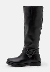 Koi Footwear - VEGAN PARALLAX - Støvler - black - 1