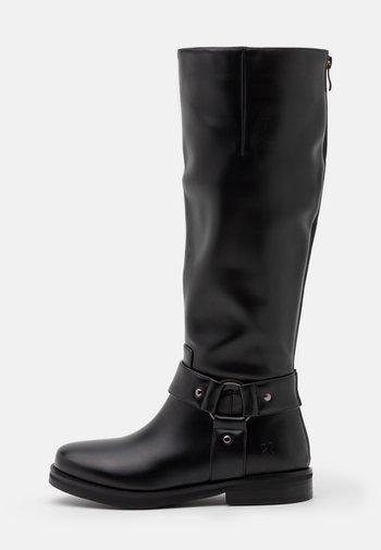 VEGAN PARALLAX - Boots - black