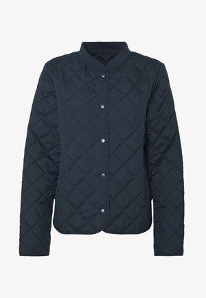 SLFPANI QUILTED JACKET - Summer jacket - dark sapphire