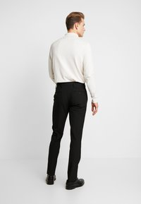 DOCKERS - SMART FLEX TROUSER  - Kalhoty - black - 2