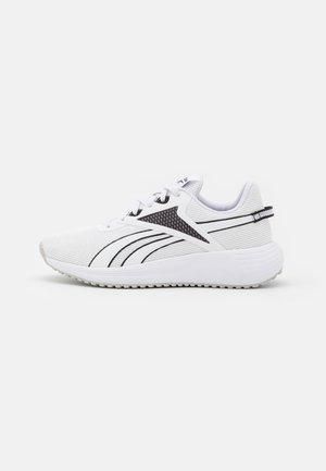 LITE PLUS 3.0 - Neutral running shoes - footwear white/core black/silver metallic