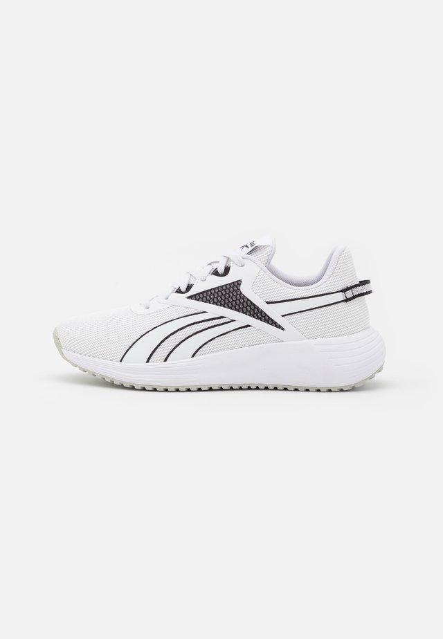 LITE PLUS 3.0 - Scarpe running neutre - footwear white/core black/silver metallic
