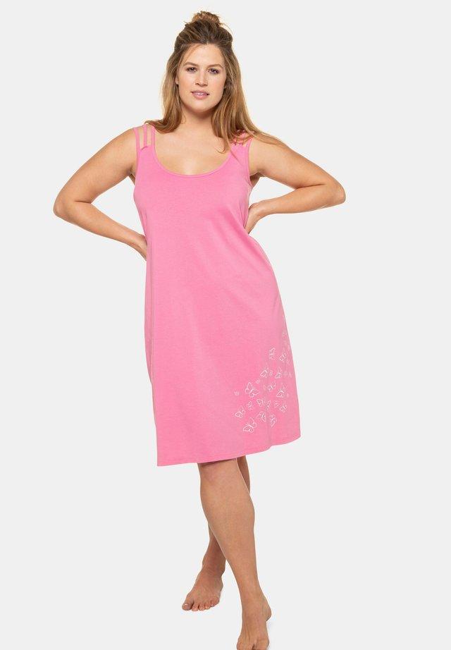 Day dress - pinkrosa