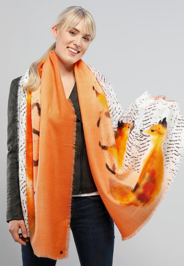 Scarf - orange