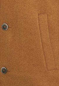 TOM TAILOR DENIM - Classic coat - hay beige - 7