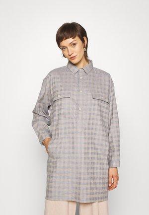 CHOP - Pitkähihainen paita - blue/grey