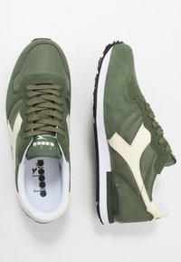 Diadora - ICONA UNISEX - Sneakers laag - olivine/whisper white - 1