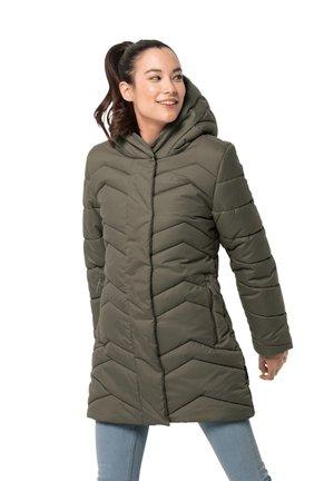 Winter coat - granite