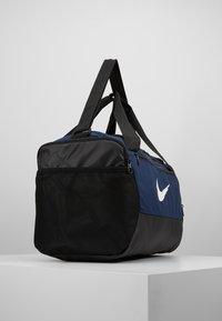 Nike Performance - DUFF 9.0 - Sporttasche - midnight navy/black/white - 2