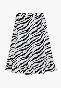 Friboo - A-line skirt - anthracite - 1