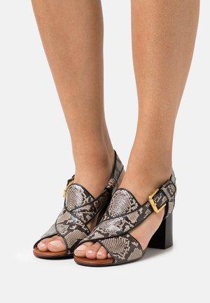 HELLA - Sandals - grey