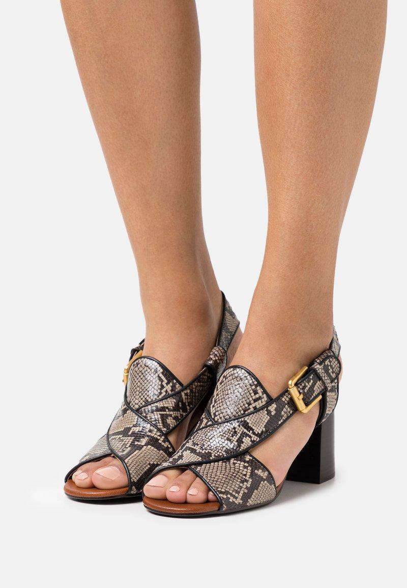 See by Chloé - HELLA - Sandals - grey
