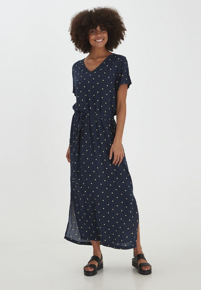 Maxiklänning - dark blue