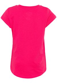 Nike Sportswear - TEE - Camiseta estampada - dark hyper pink - 1