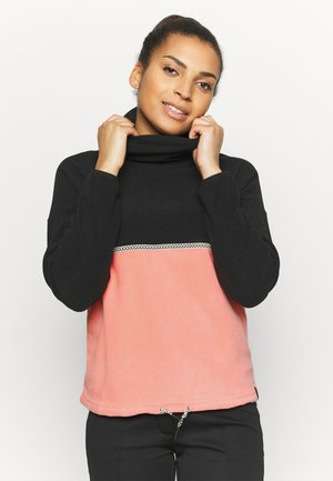 DEJA WOMEN - Sweat polaire - black
