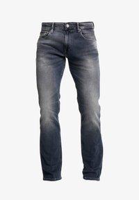 RYAN  - Straight leg jeans - dark-blue denim