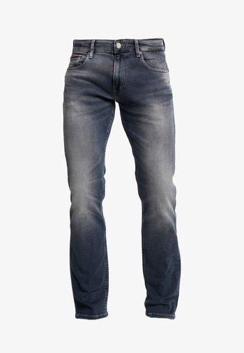 RYAN  - Straight leg -farkut - dark-blue denim