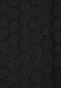 ONLY Carmakoma - CARAGATA 2/4 DRESS - Day dress - black - 2