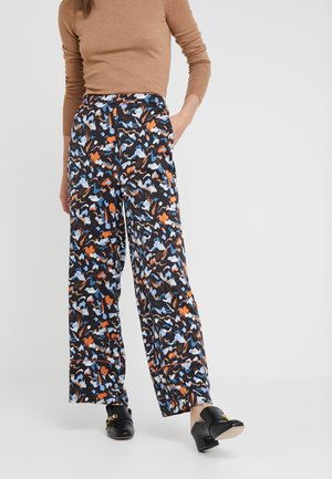 AMANDA LOVELY PANTS - Trousers - multi color