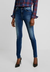 LTB - AMY - Jeans Skinny Fit - ikeda wash - 0