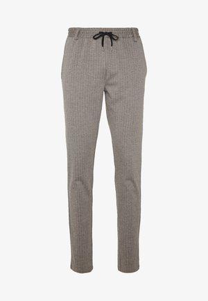 BUDDY PANTS - Trousers - grey