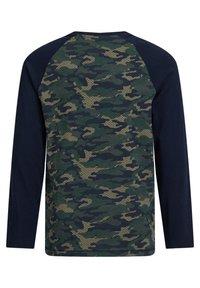 WE Fashion - Long sleeved top - dark green - 3