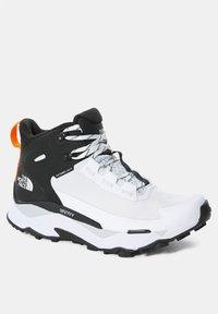 The North Face - EXPLORIS MID FUTURELIGHT - Hiking shoes - tnf white/tnf black - 4
